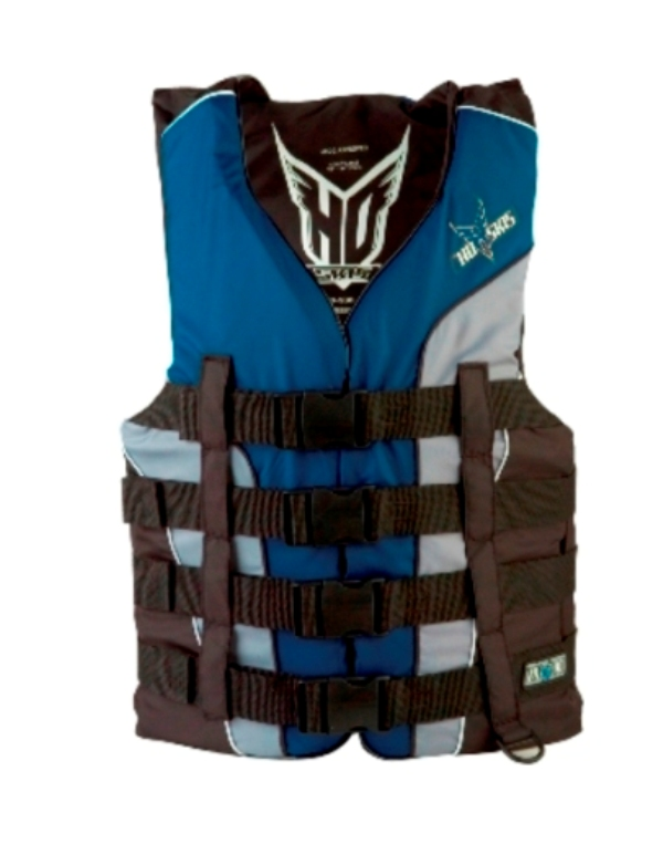 MENS INFINITE VEST | BLACK/BLUE HO SPORTS 2018