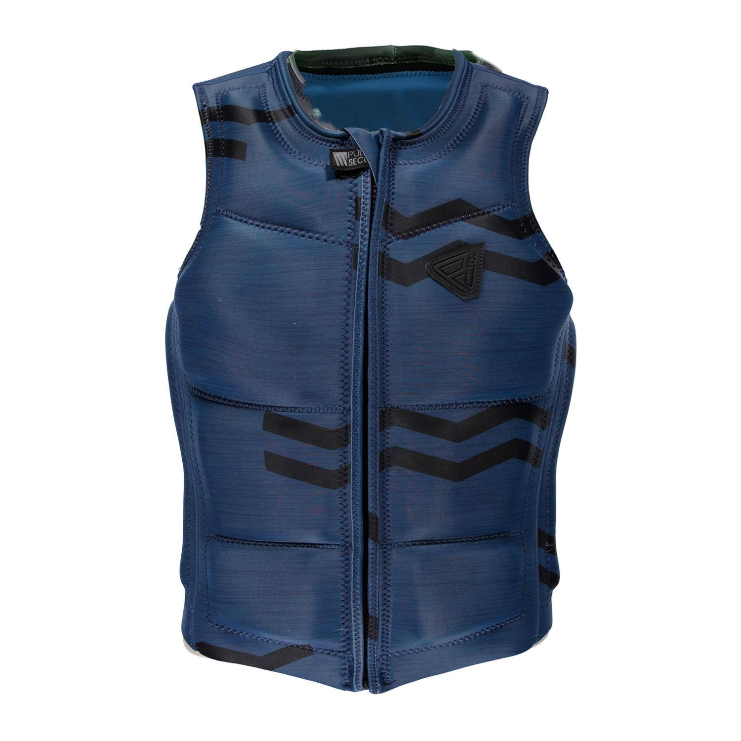 ZIGZAG WAKEVEST FZ MEN TECHNICAL VEST BLUE BRUNOTTI 2018