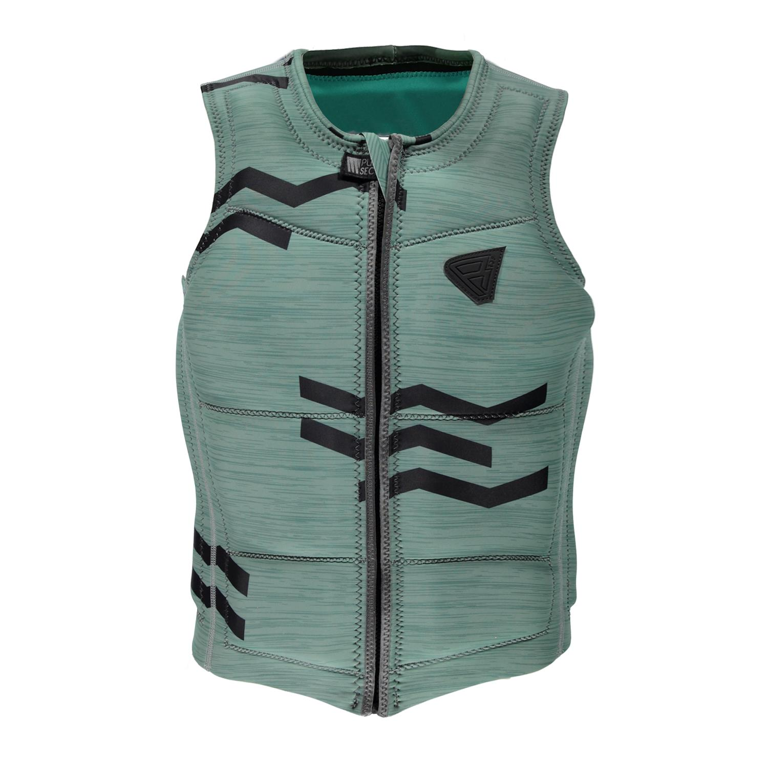 ZIGZAG WAKEVEST FZ MEN TECHNICAL VEST GRANITE GREEN BRUNOTTI 2018