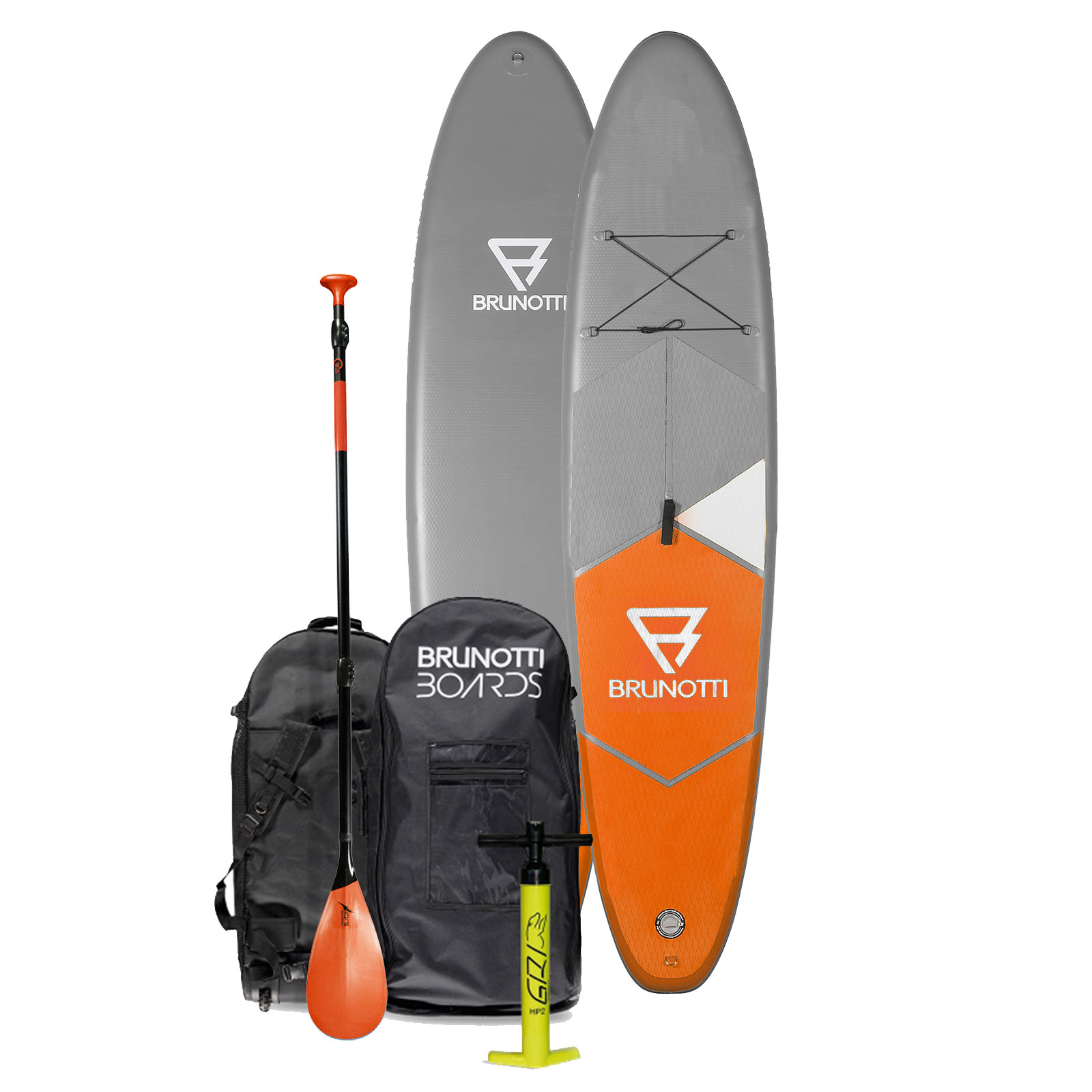 FAT FERRY  ISUP ORANGE - 10'6 BRUNOTTI 2018