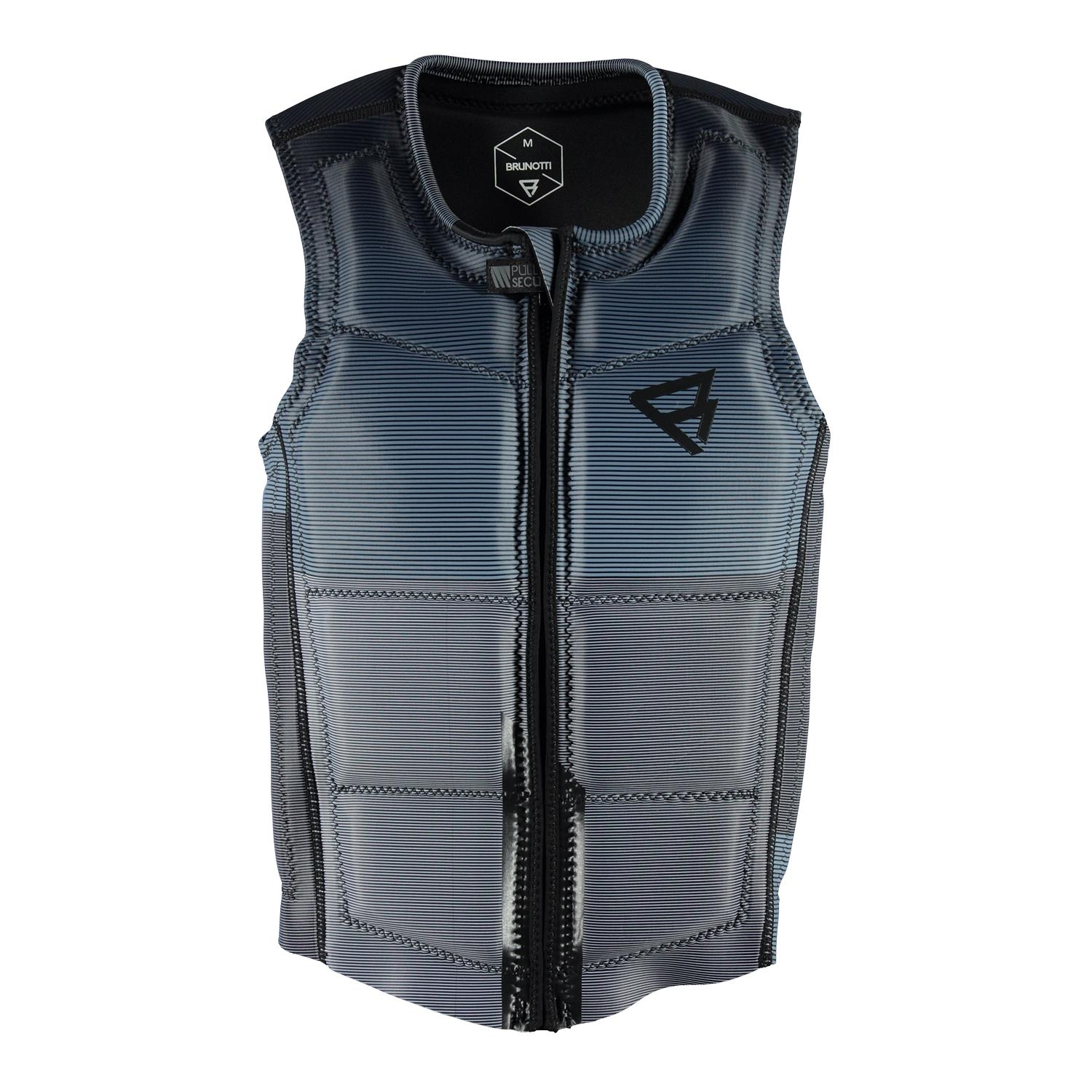 DIZZL WAKEVEST MEN VEST GREY BRUNOTTI 2018