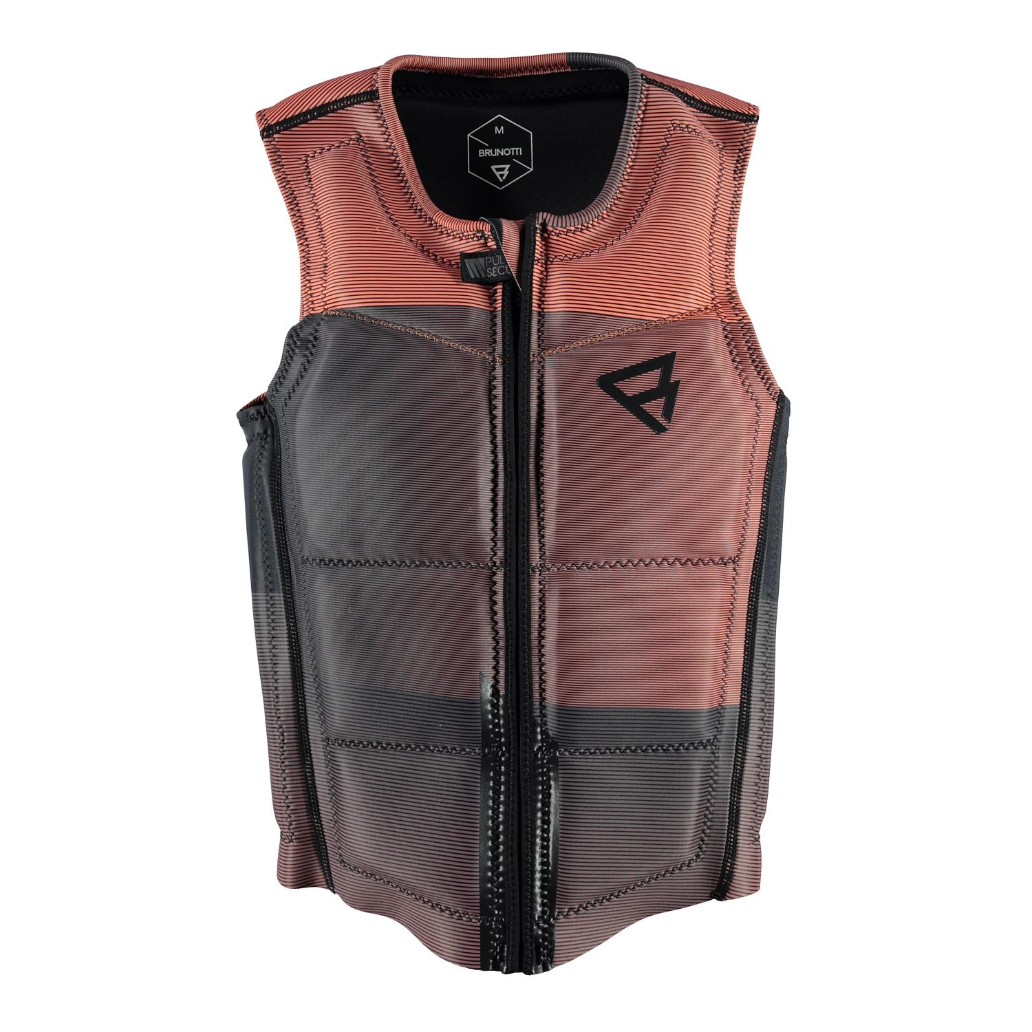 DIZZL WAKEVEST MEN VEST PEACH PUFF BRUNOTTI 2018