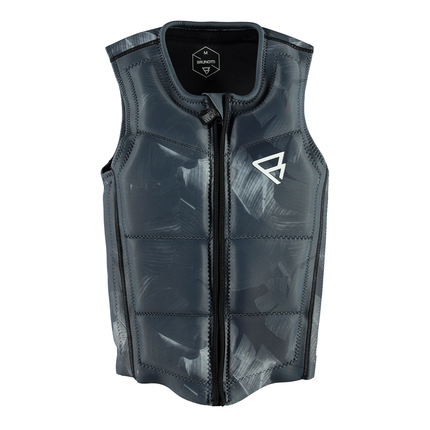 BANANA WAKEVEST MEN VEST BLACK BRUNOTTI 2018