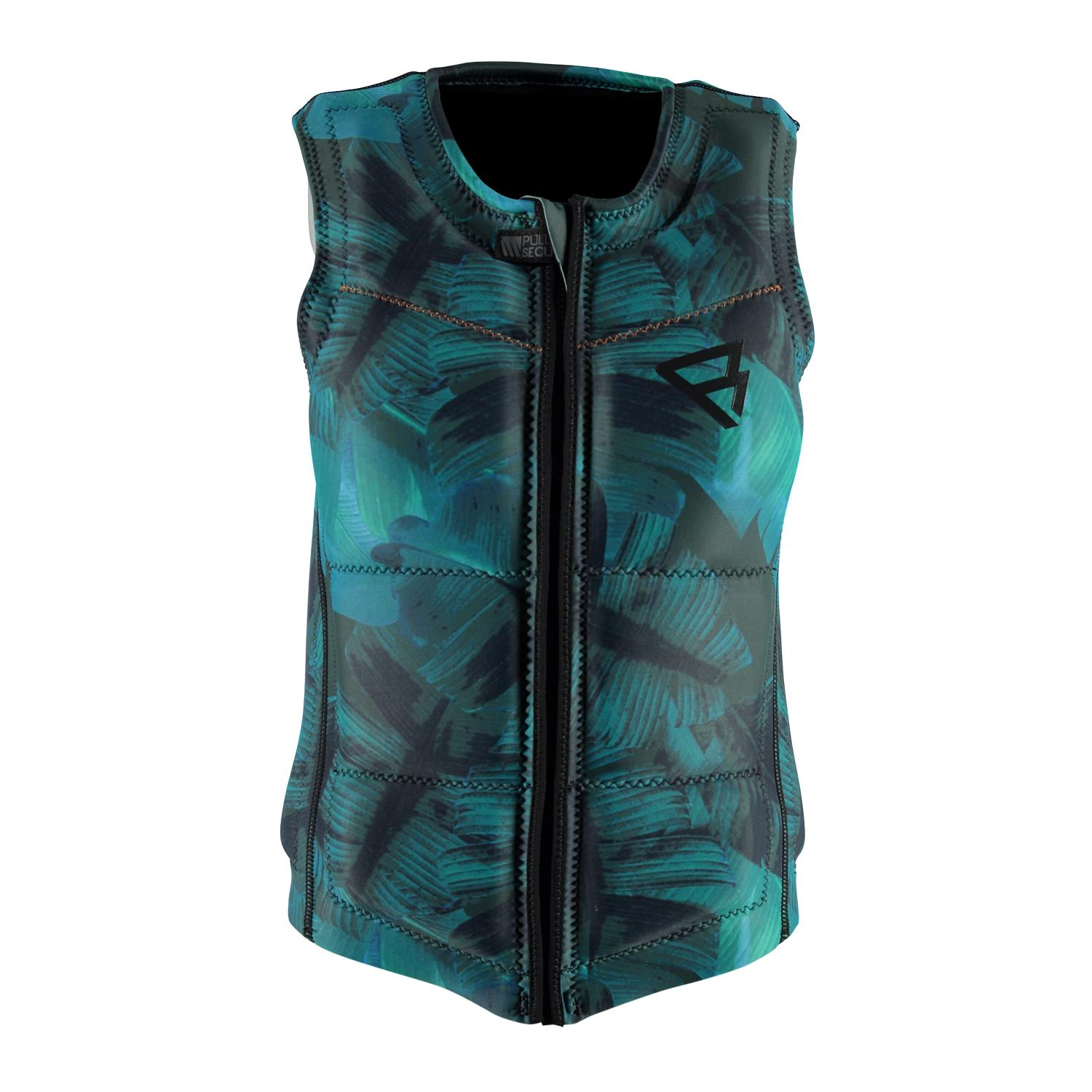 BANANA WAKEVEST MEN VEST GREEN BRUNOTTI 2018