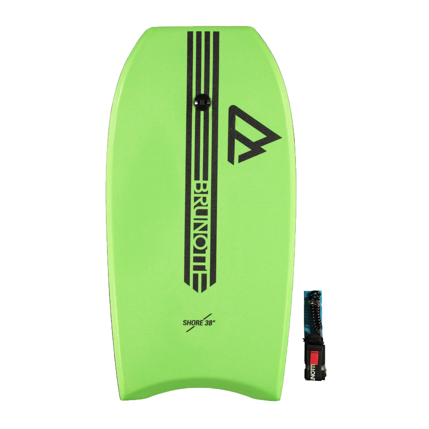 SHORE 38'' BODYBOARD LIME BRUNOTTI 2018