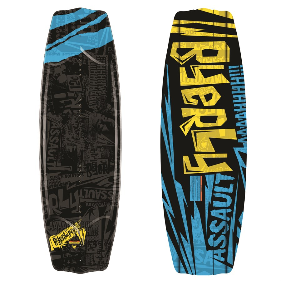 ASSAULT WAKEBOARD BYERLY 2012
