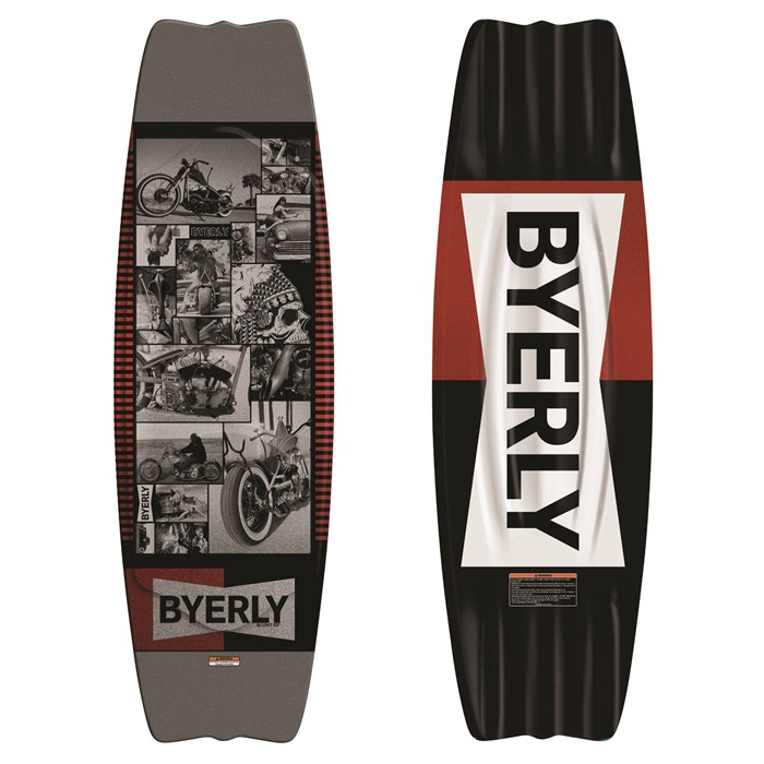 BLUNT WAKEBOARD BYERLY 2012