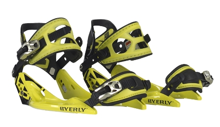 THE  SYSTEM BINDING EU 39-42/US 7-9 BYERLY 2013