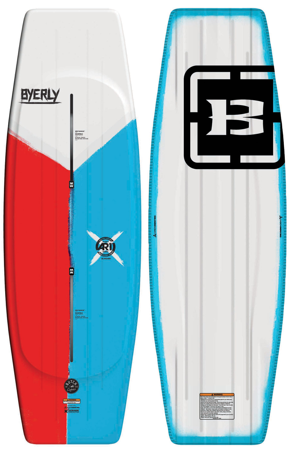 AR-1 55'' WAKEBOARD BYERLY 2014