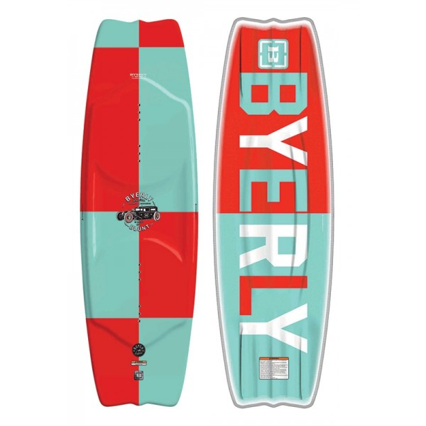 BLUNT 55'' WAKEBOARD BYERLY 2014