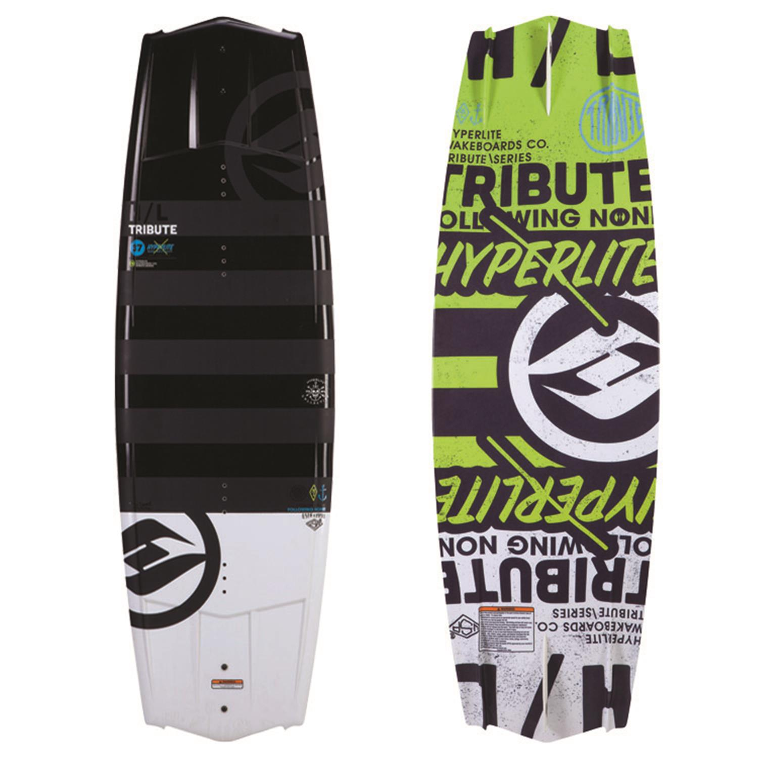TRIBUTE WAKEBOARD HYPERLITE 2014