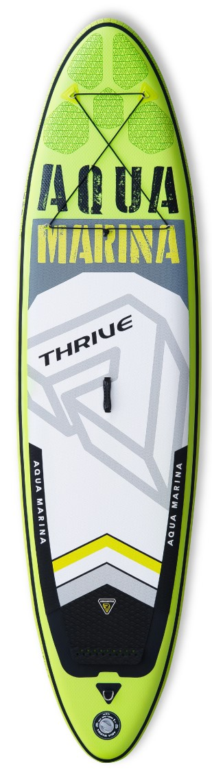 THRIVE ADVANCED ALL-AROUND ISUP BOARD (ISUP PADDLE INCLUDED) AQUA MARINA 2019
