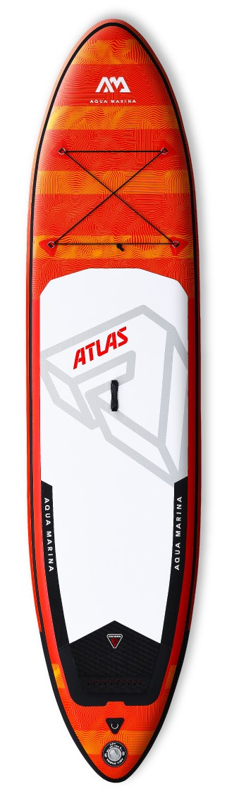 ATLAS ADVANCED ALL-AROUND ISUP PADDLE BOARD (ISUP PADDLE INCLUDED) AQUA MARINA 2019