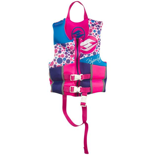 GIRLZ CHILD INDY VEST PURPLE HYPERLITE 2018