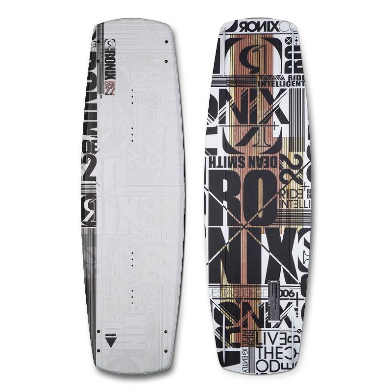 CODE 22 INTELLIGENT CORE WAKEBOARD / LIMITED RONIX 2015