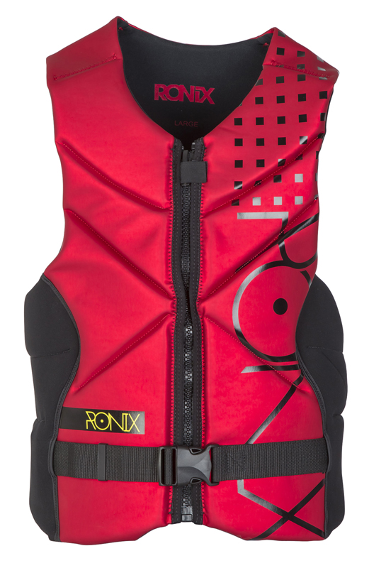 ONE VEST - ANODIZED CHERRIES RONIX 2015