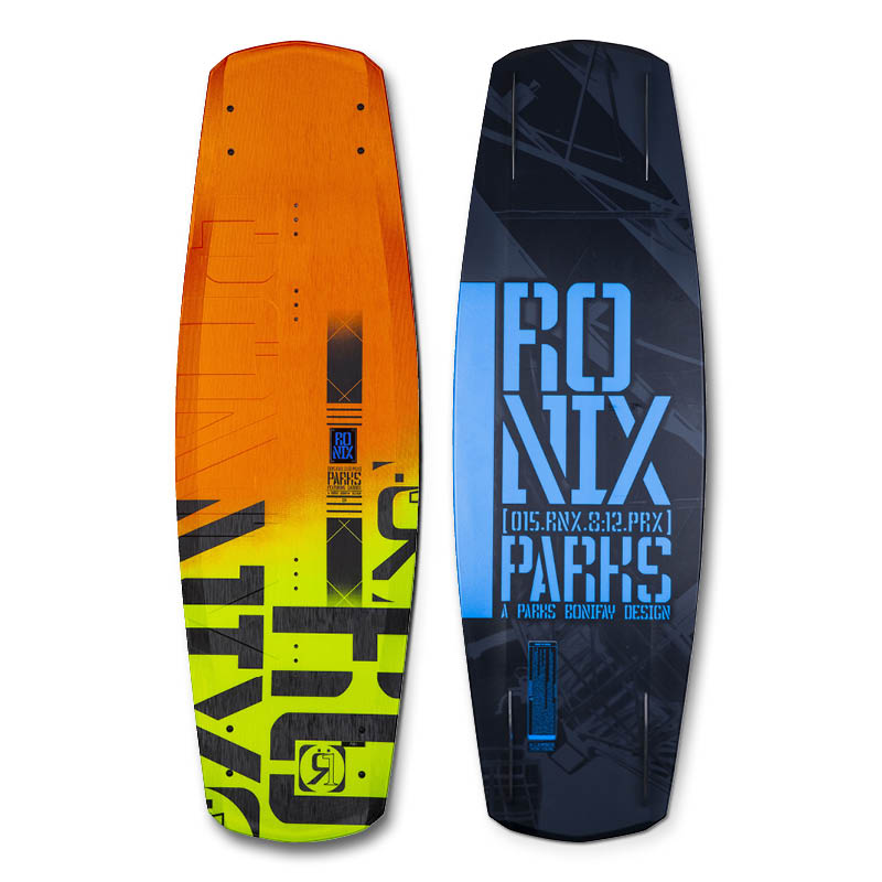 PARKS CAMBER ATR WAKEBOARD RONIX 2015