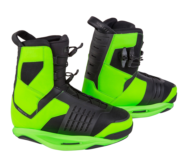 PRESTON BOOT - PSYCHO GREEN / LIMITED RONIX 2015