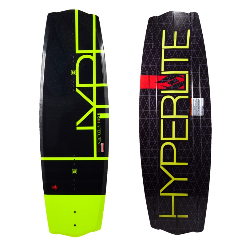 STATE 2.0 BLACK WAKEBOARD HYPERLITE 2015