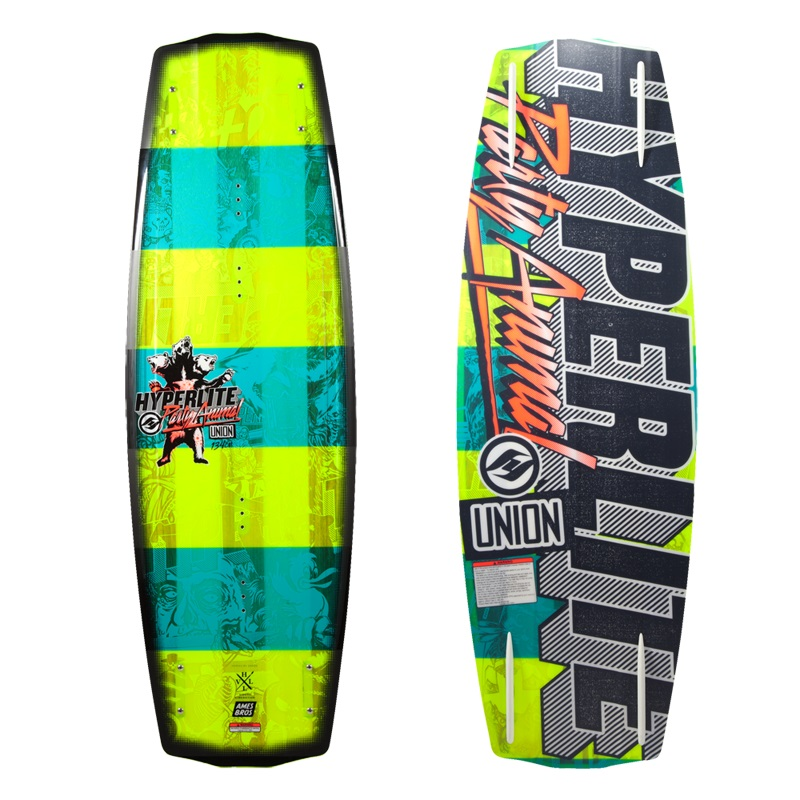 UNION WAKEBOARD HYPERLITE 2015