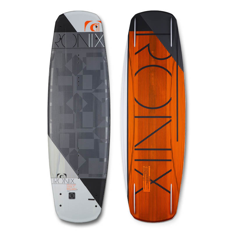 WILLIAM INTELLIGENT CORE WAKEBOARD / LIMITED RONIX 2015