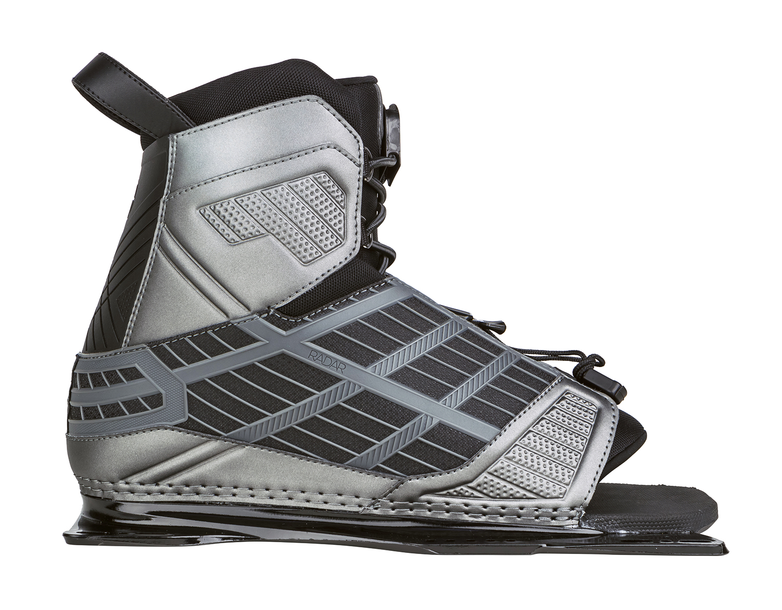 VECTOR BOOT W/FRONT FEATHER FRAME - GREY RADAR 2017