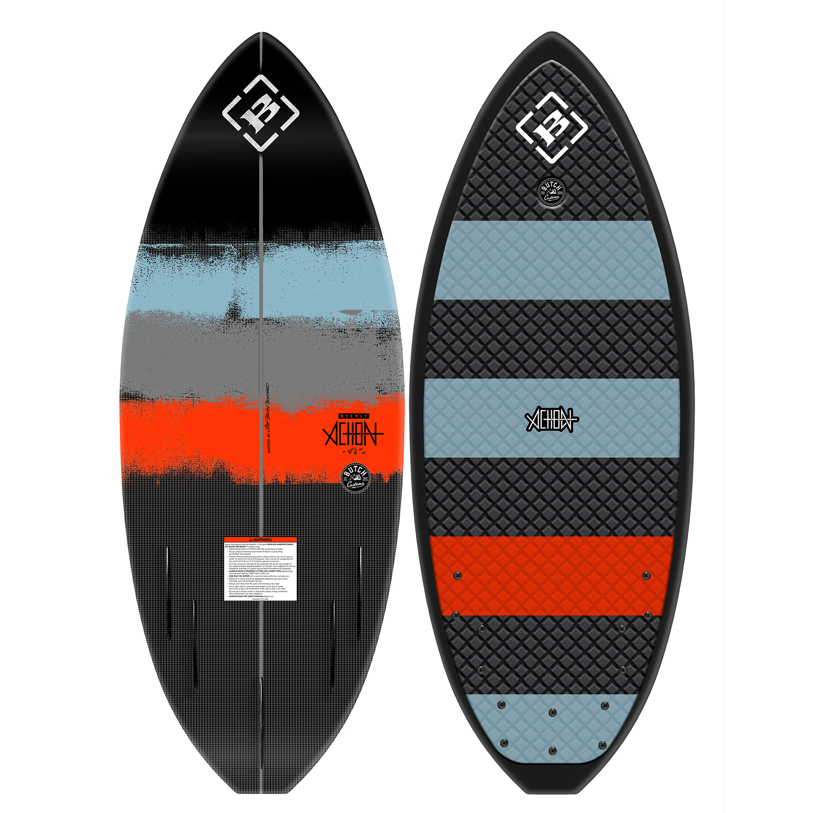 ACTION 46'' WAKESURFER BYERLY 2018