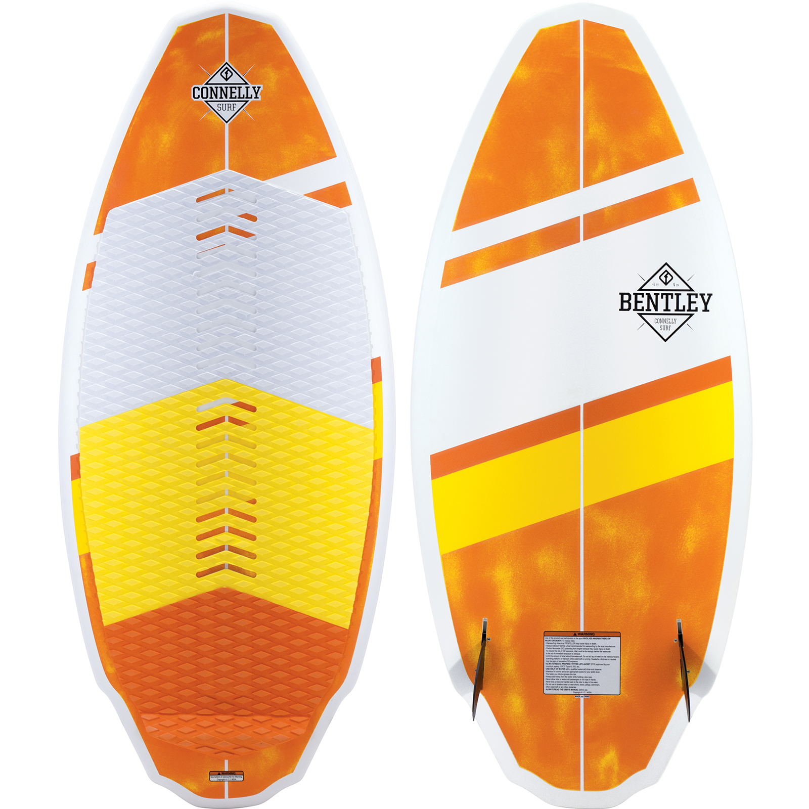 BENTLEY 4.4 WAKESURFER CONNELLY 2018
