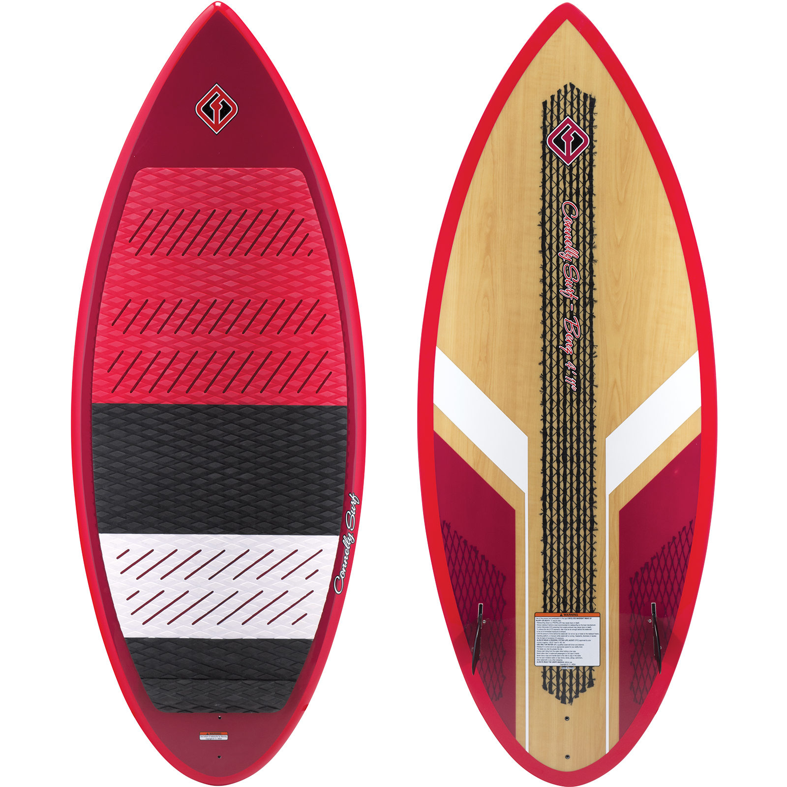 BENZ 4.11 WAKESURFER CONNELLY 2018