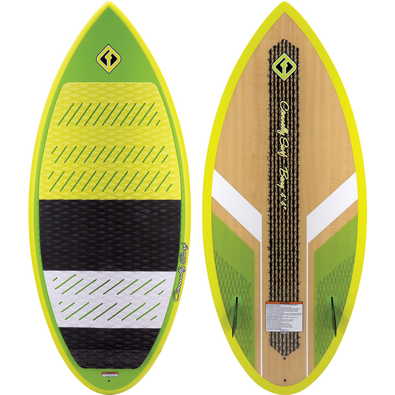 BENZ 4.4 WAKESURFER CONNELLY 2018