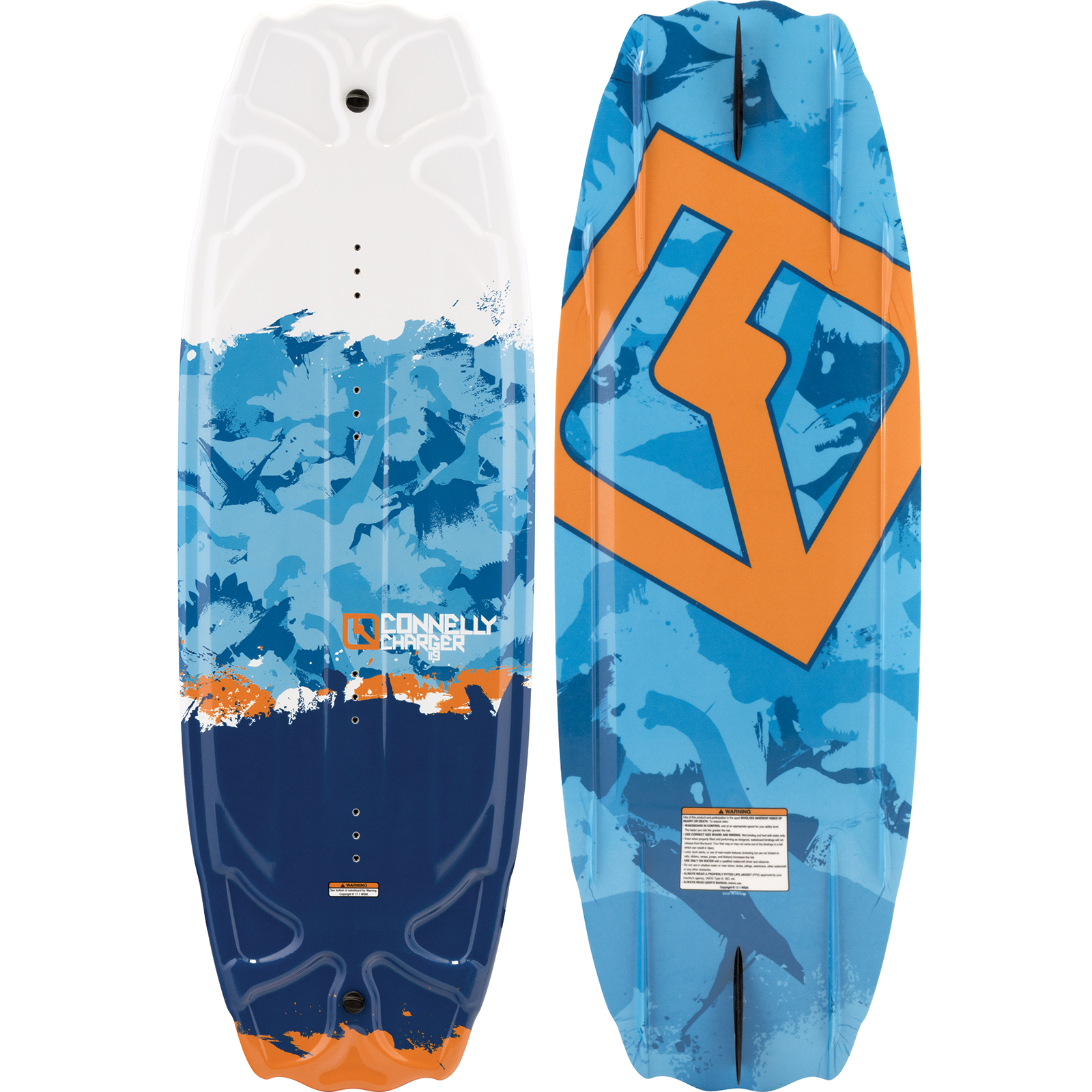 CHARGER 119 JR. WAKEBOARD CONNELLY 2018