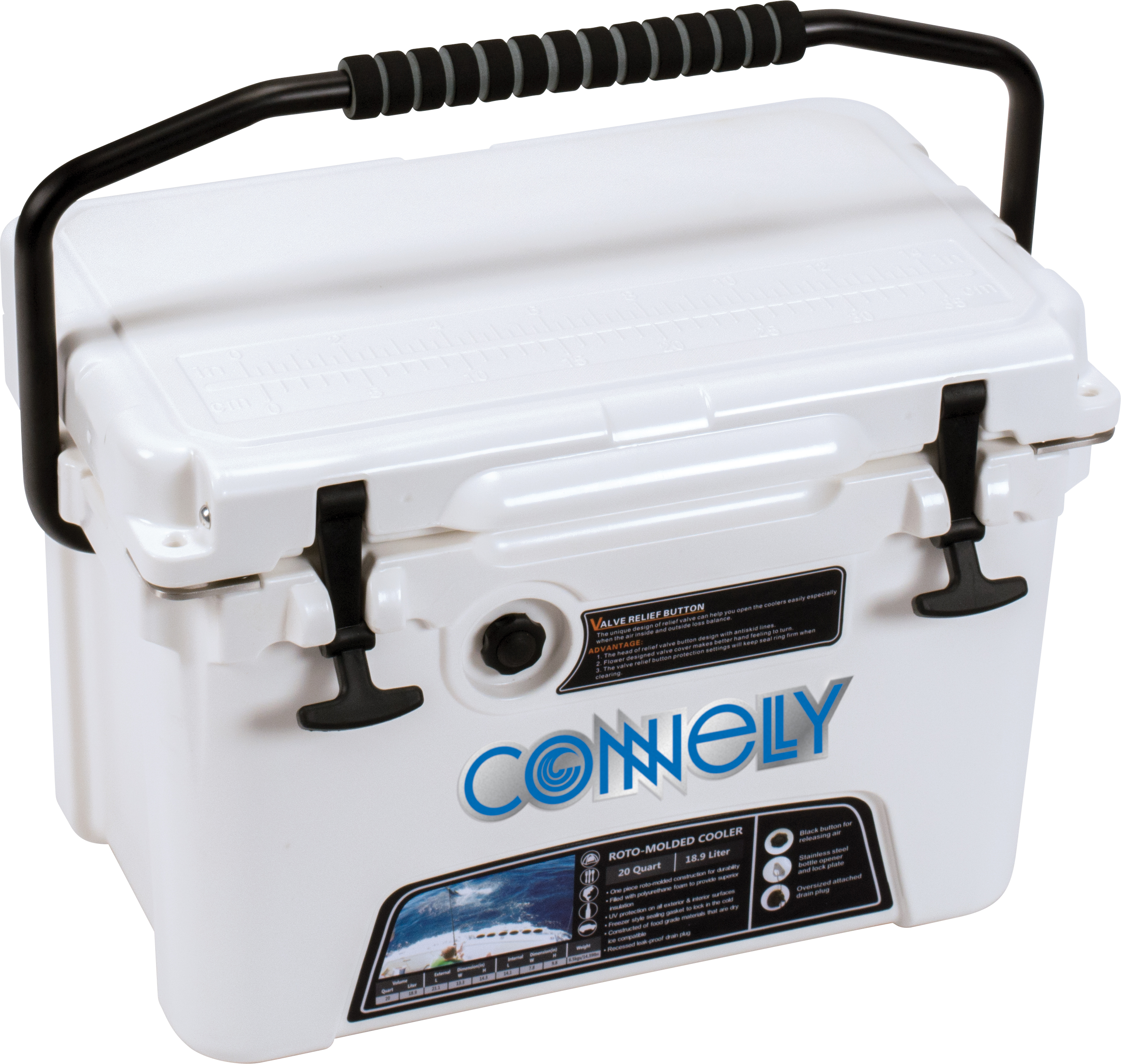 20 QUART COOLER CONNELLY 2018