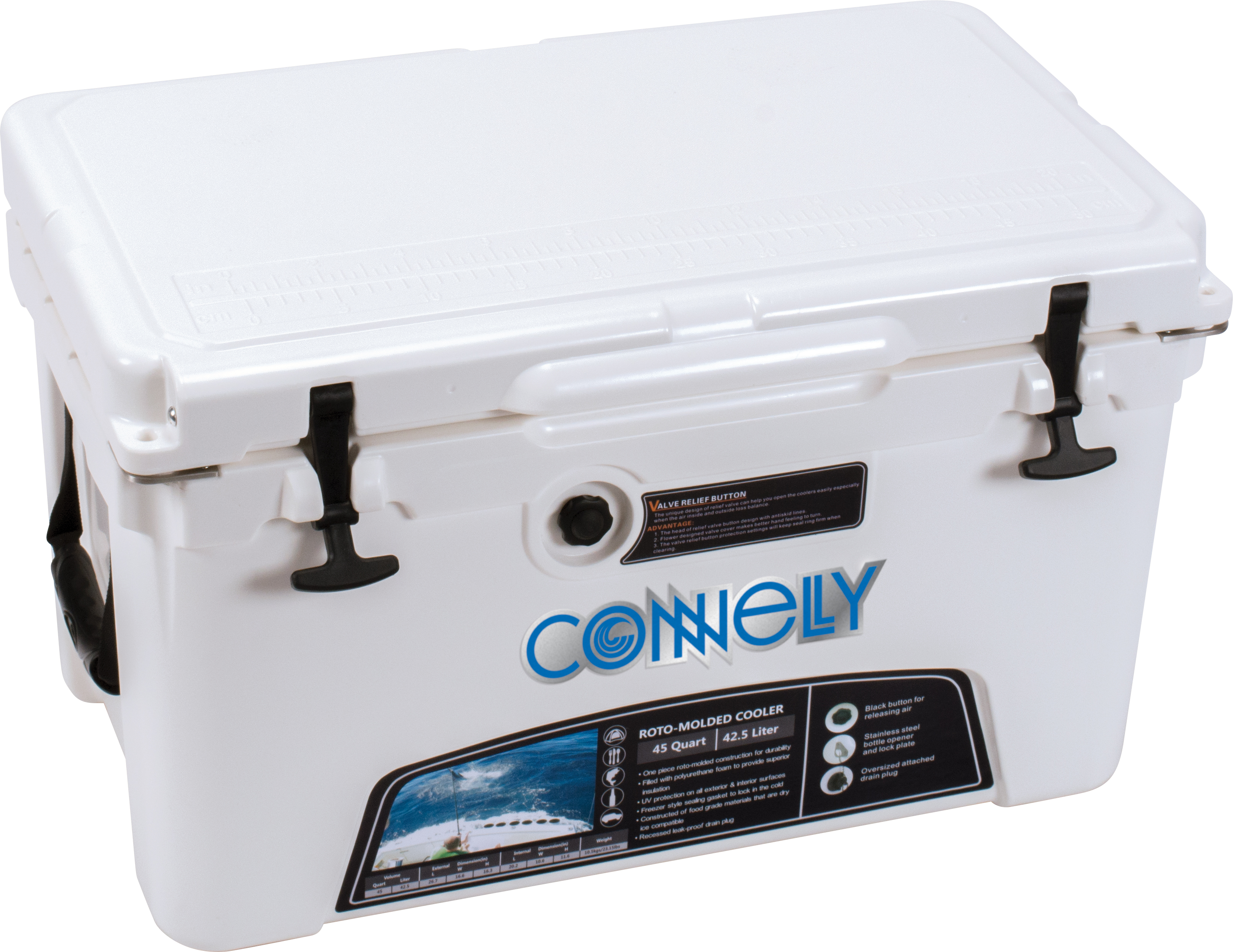 45 QUART COOLER CONNELLY 2018