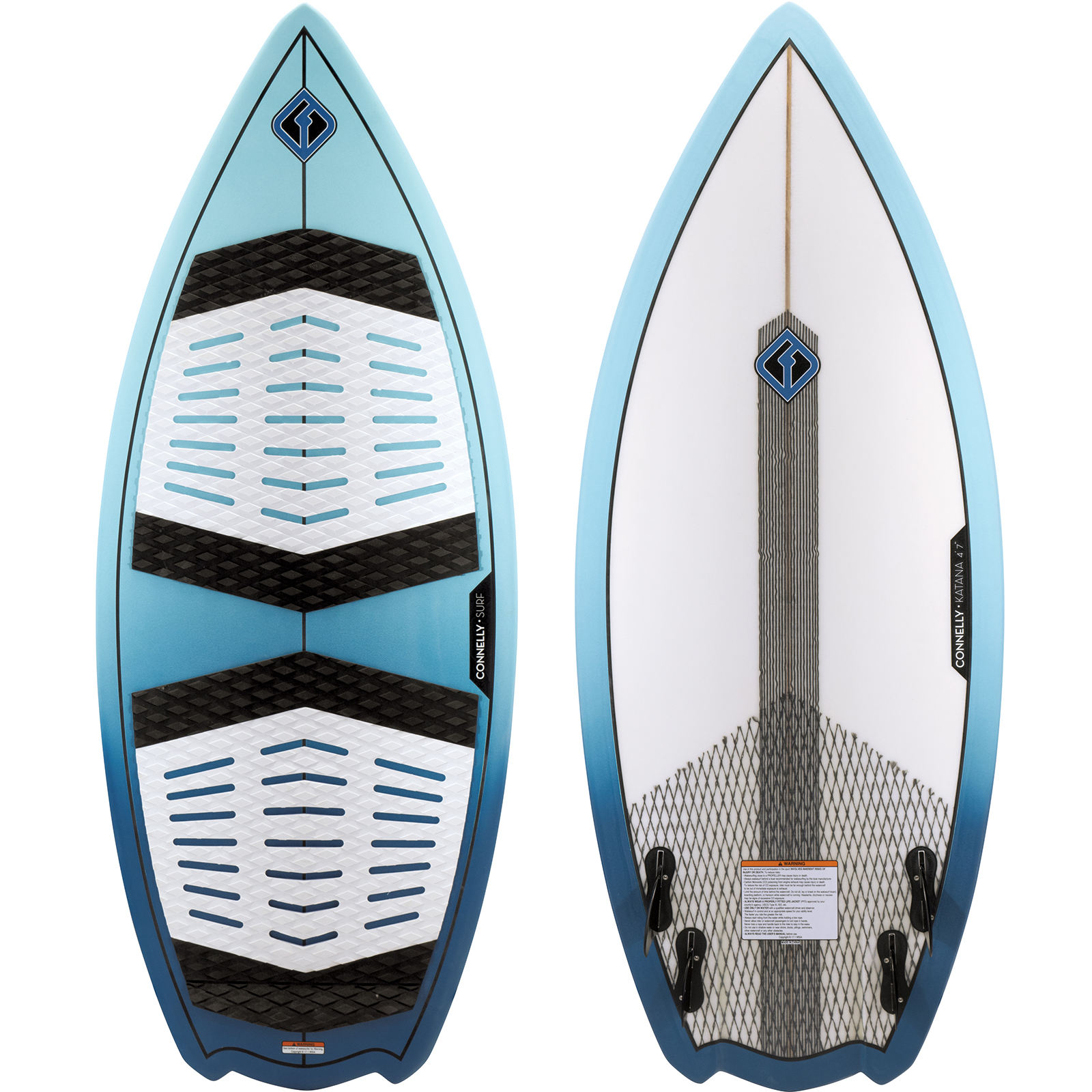 KATANA 4.7 WAKESURFER CONNELLY 2018