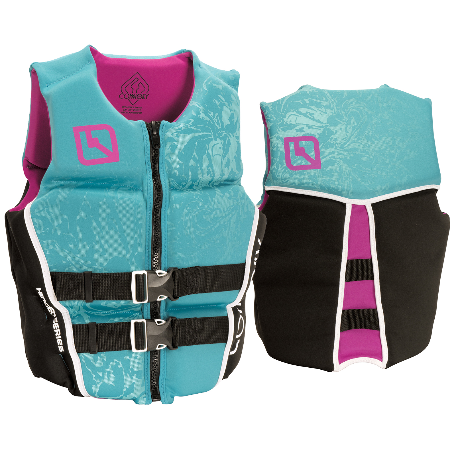 LOTUS WOMEN'S NEO LIFE VEST - PINK CONNELLY 2018
