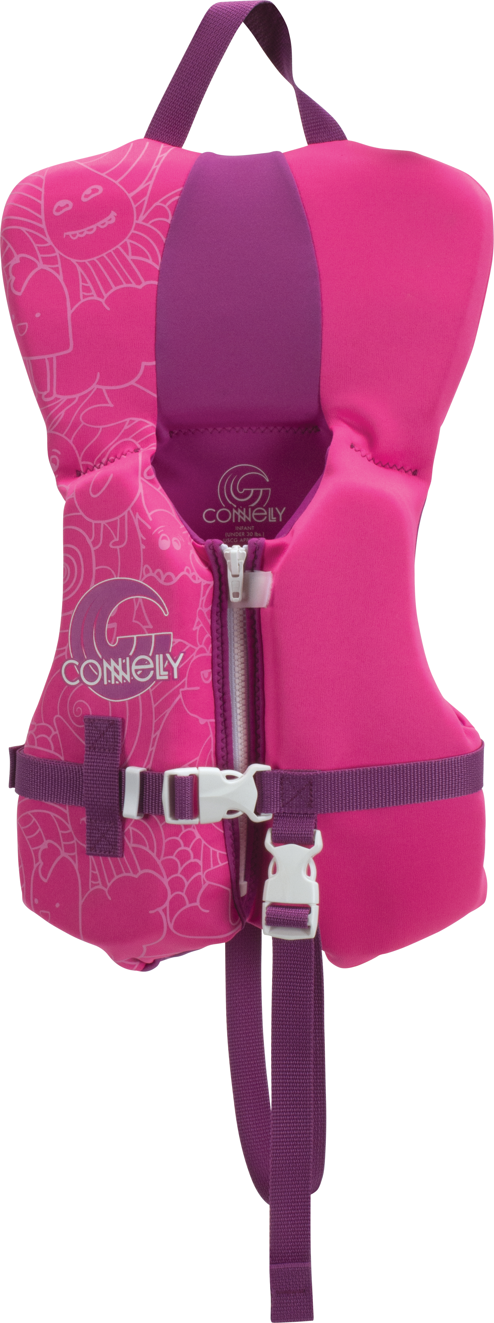 GIRL'S PROMO NEO LIFE VEST - INFANT 0-14KG CONNELLY 2018