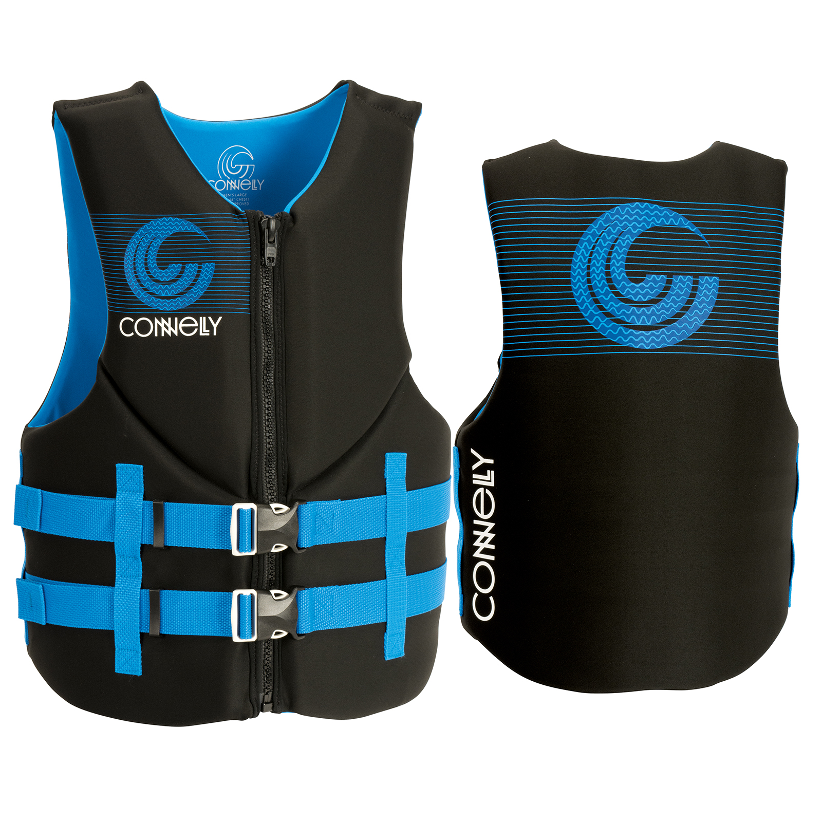 PROMO NEO LIFE VEST - BLUE - SMALL CONNELLY 2018