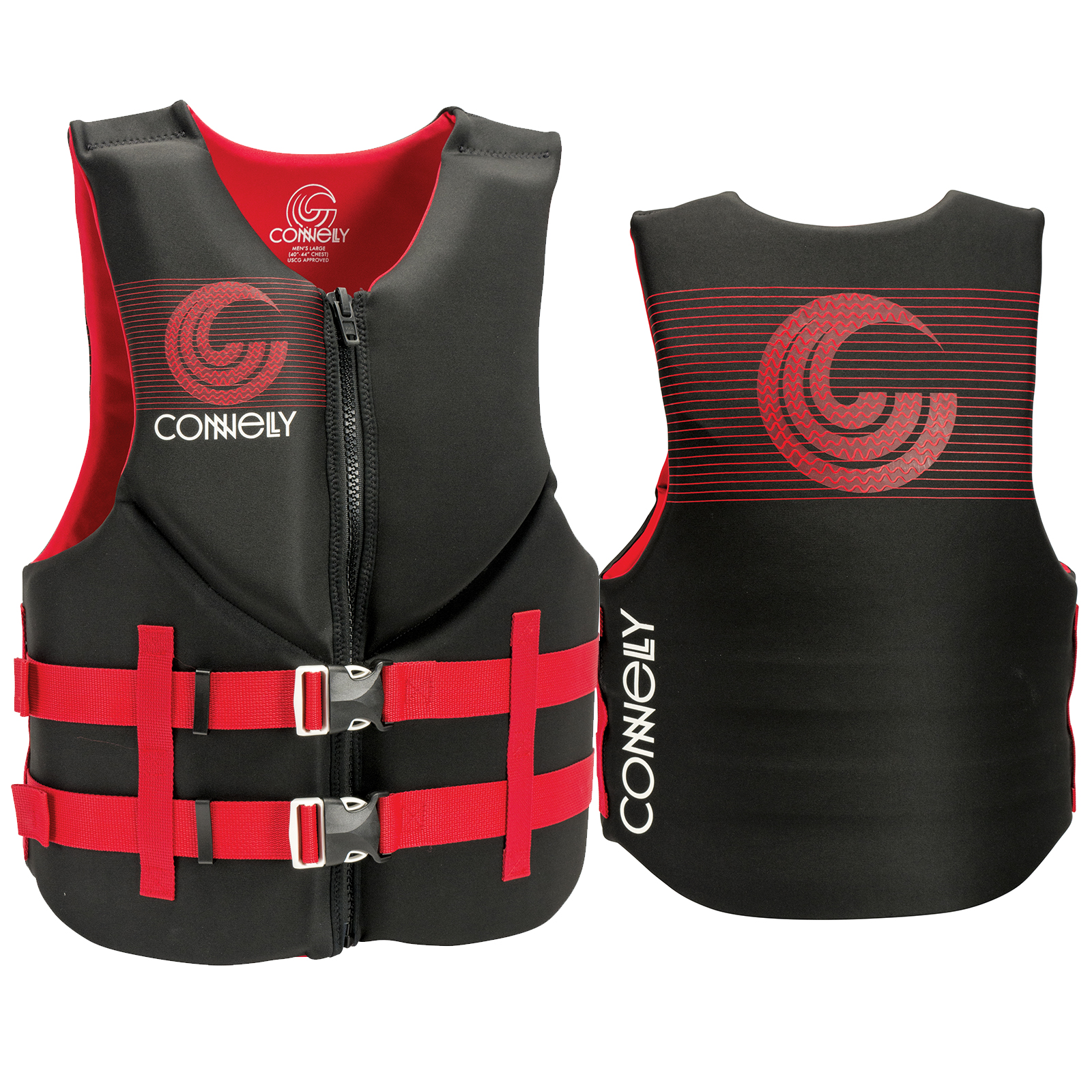 PROMO NEO LIFE VEST - RED CONNELLY 2019