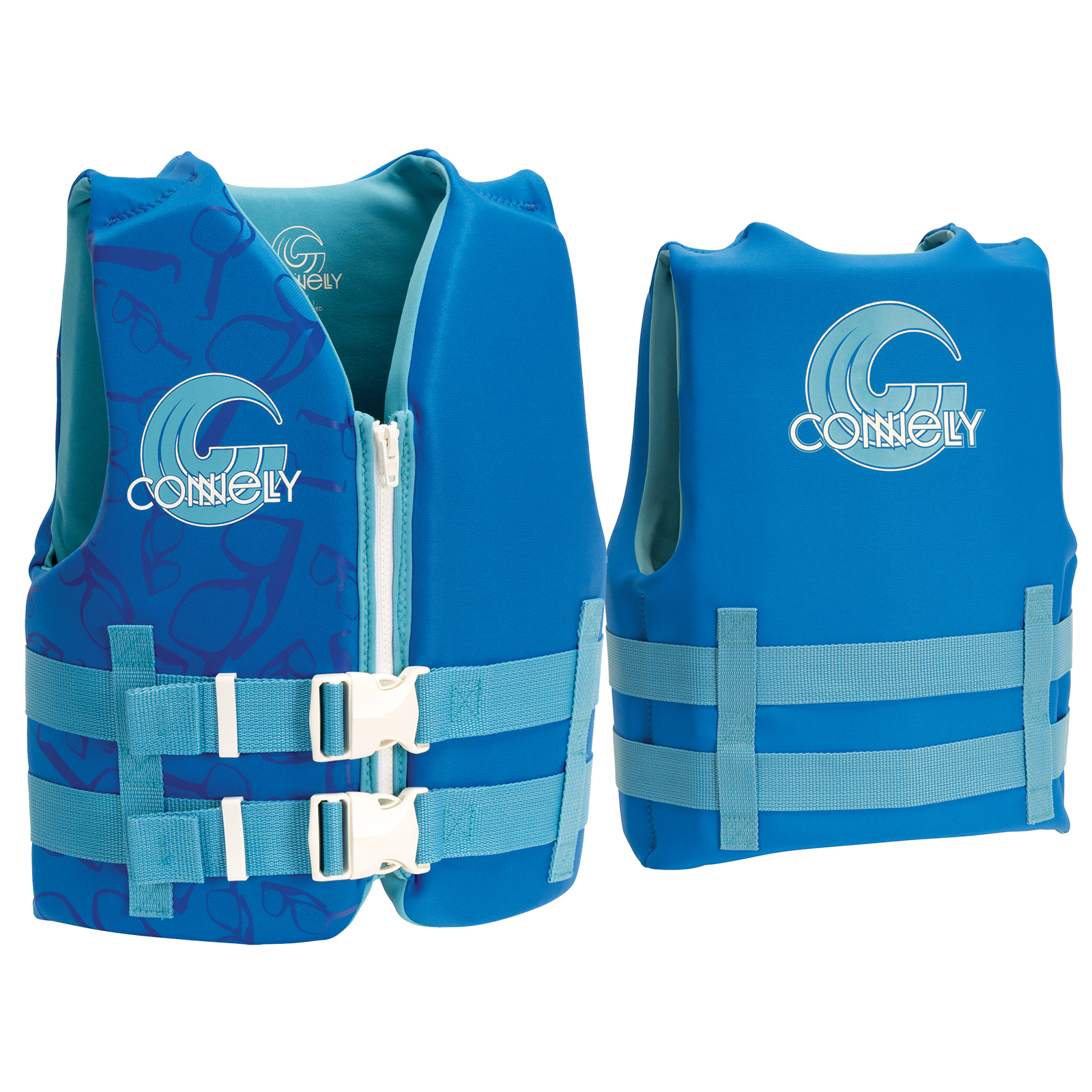 BOY'S PROMO NEO LIFE VEST - YOUTH 22-40KG CONNELLY 2019