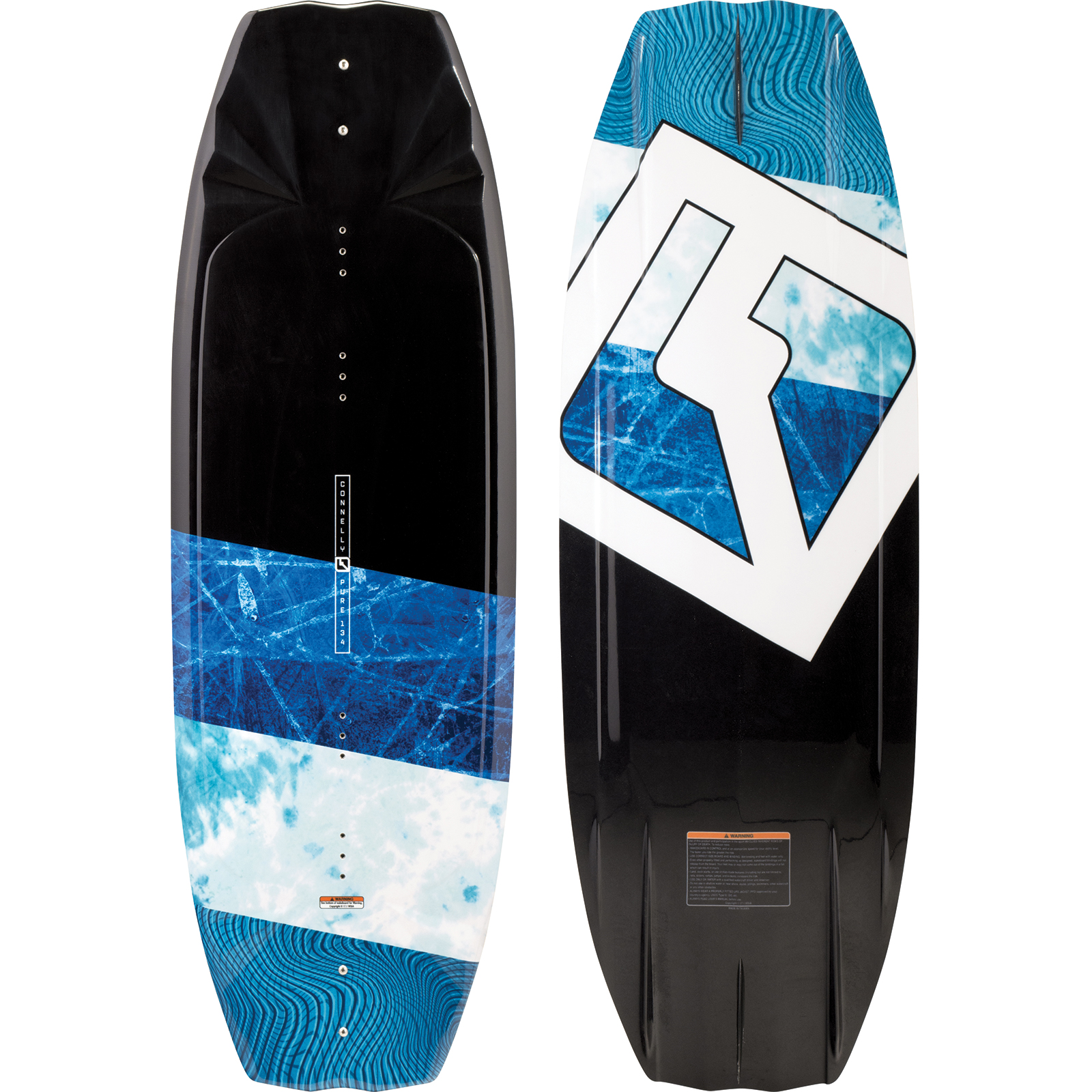 PURE 134 WAKEBOARD CONNELLY 2018