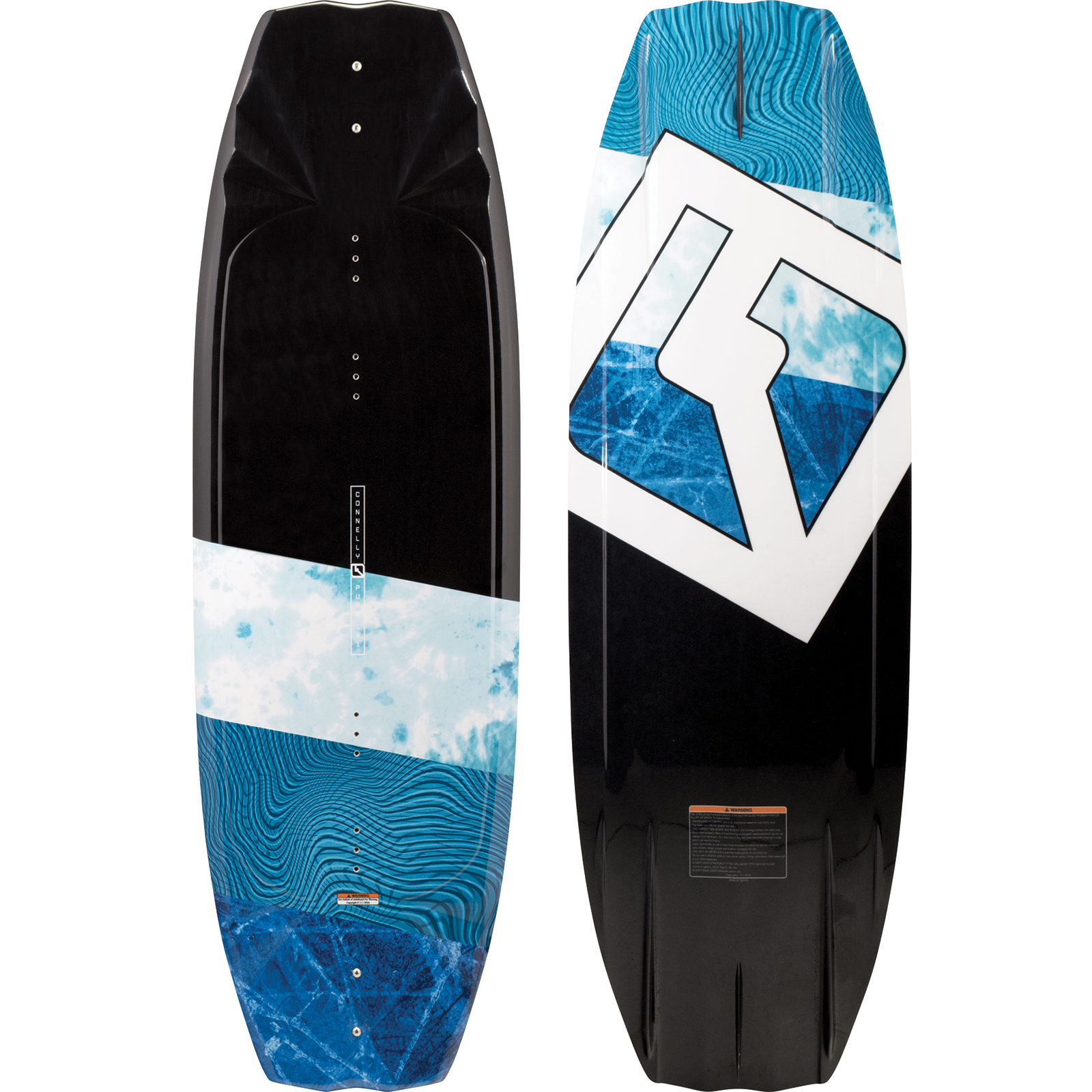 PURE 141 WAKEBOARD CONNELLY 2018
