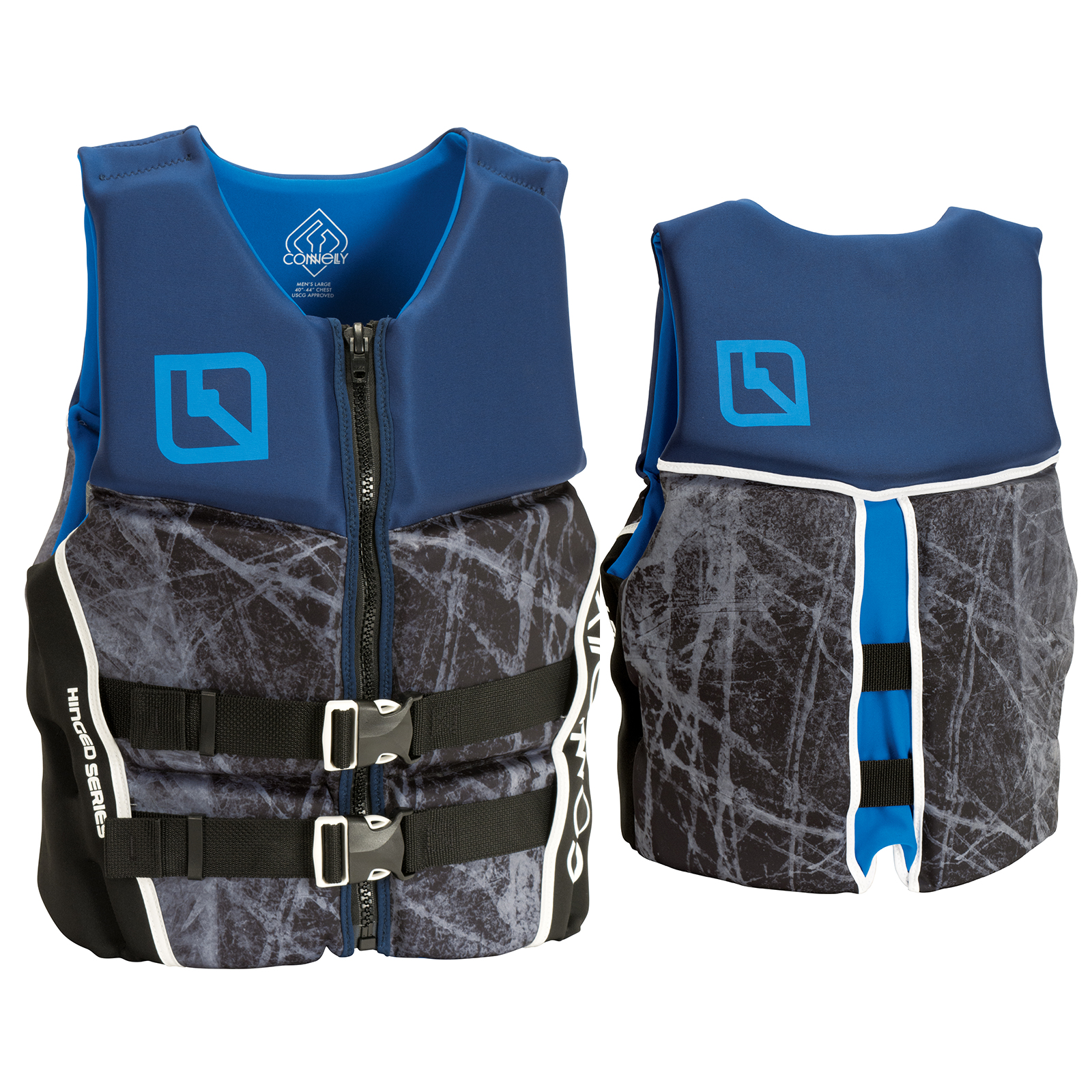 PURE NEO LIFE VEST - BLUE CONNELLY 2018
