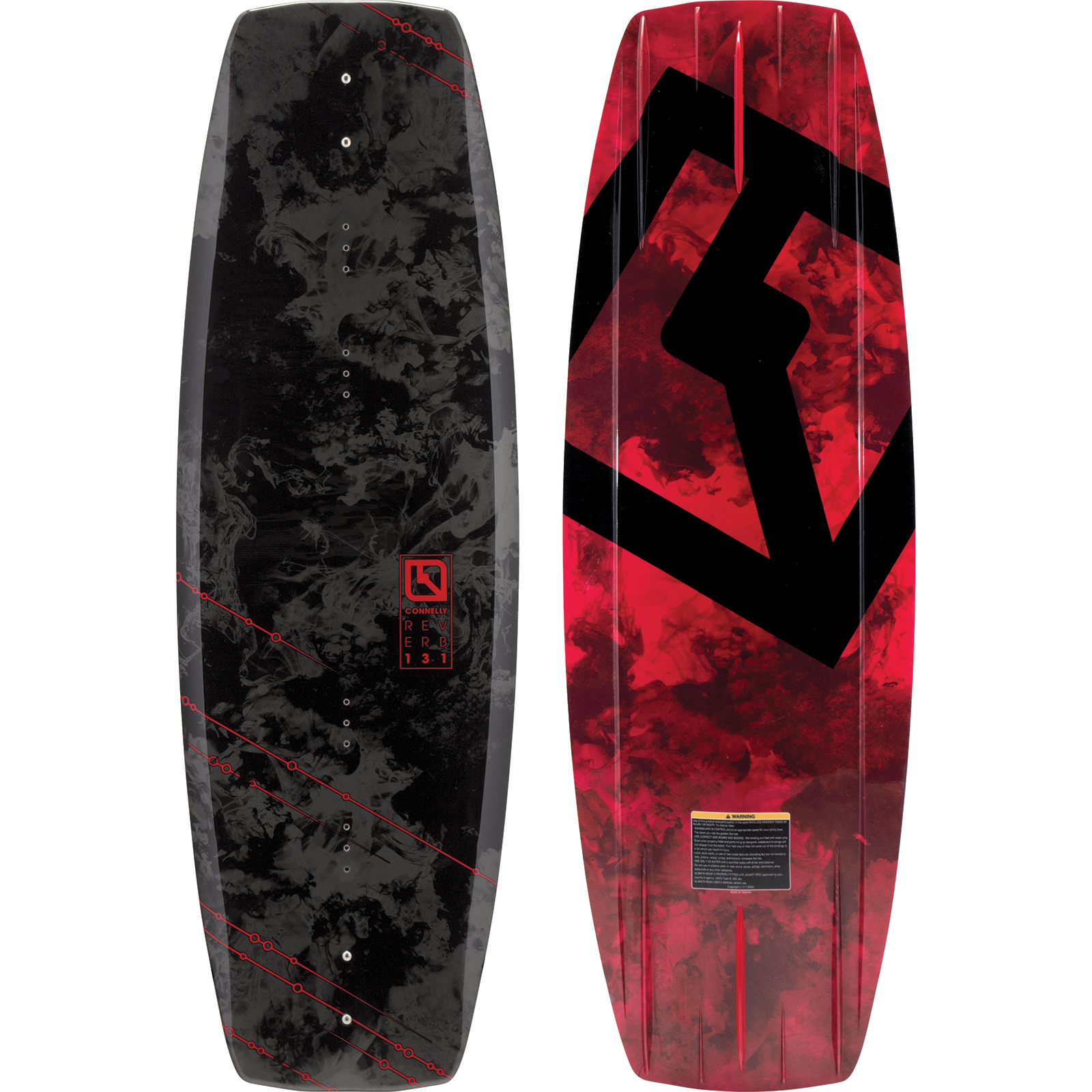 REVERB WAKEBOARD CONNELLY 2018