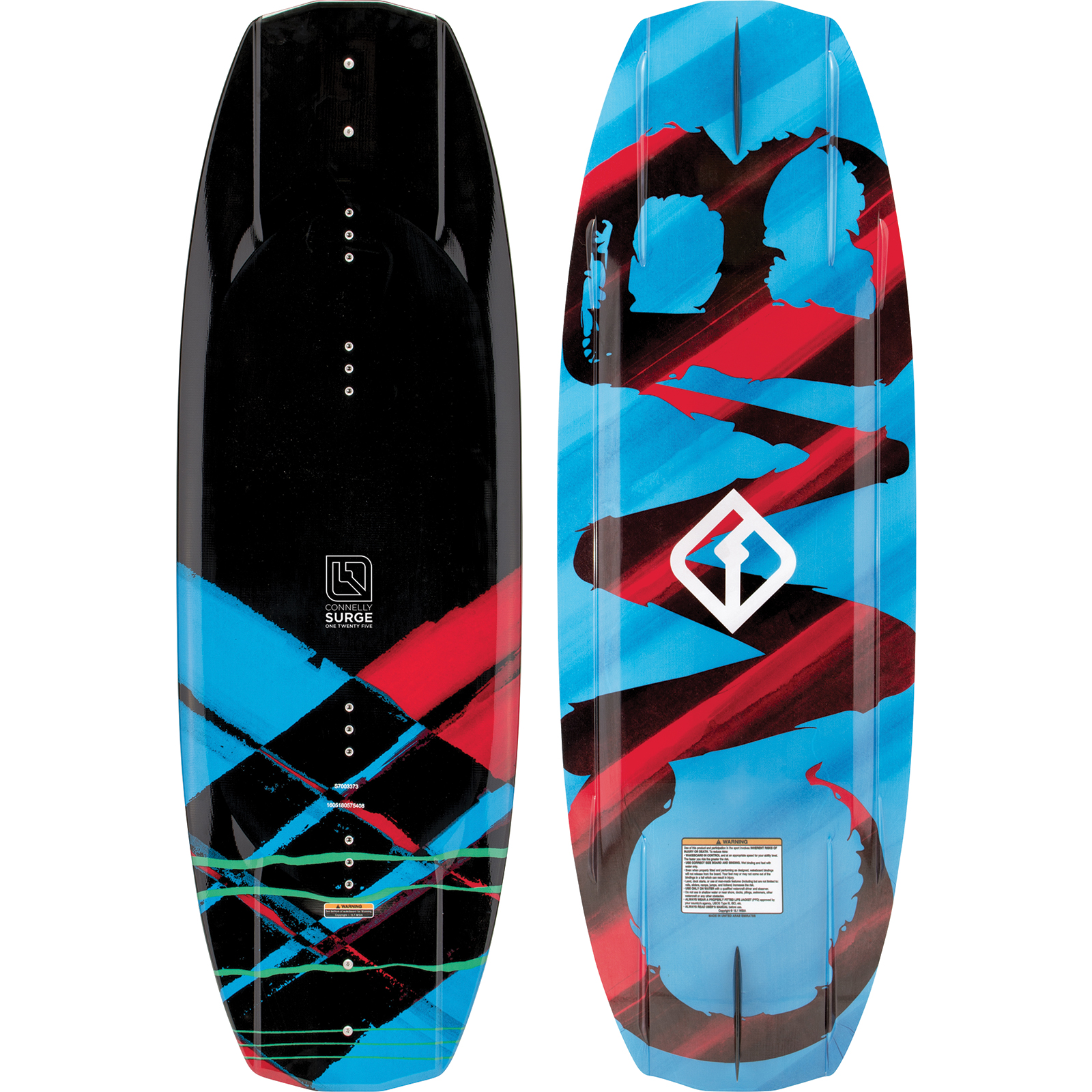 SURGE 125 JR. WAKEBOARD CONNELLY 2018