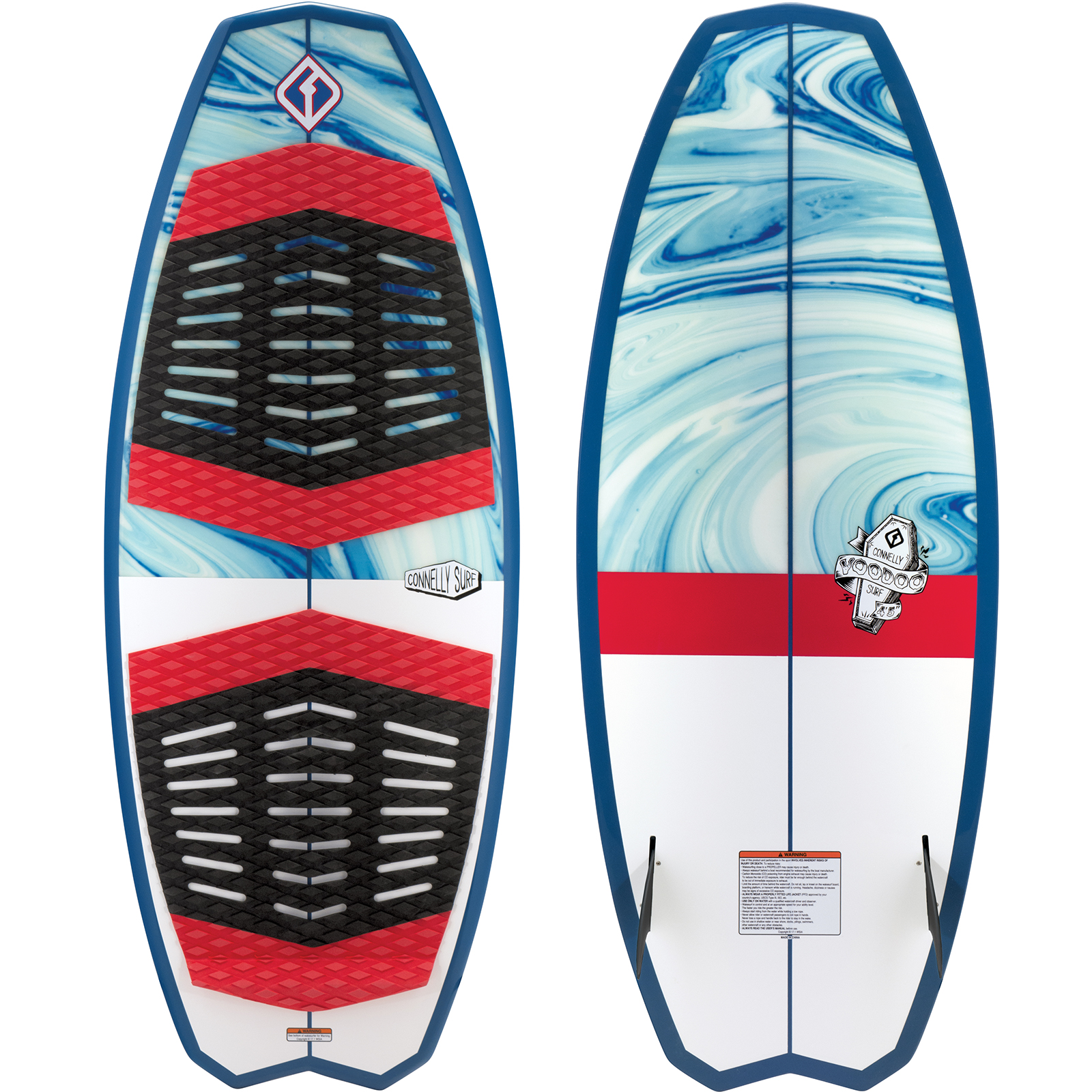 VOODOO 4.5 WAKESURFER CONNELLY 2018
