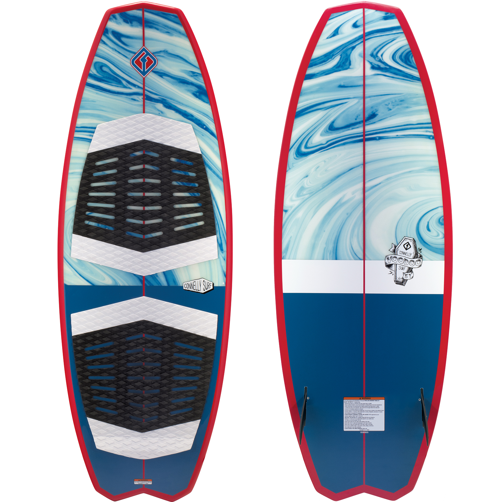 VOODOO 5.1 WAKESURFER CONNELLY 2018