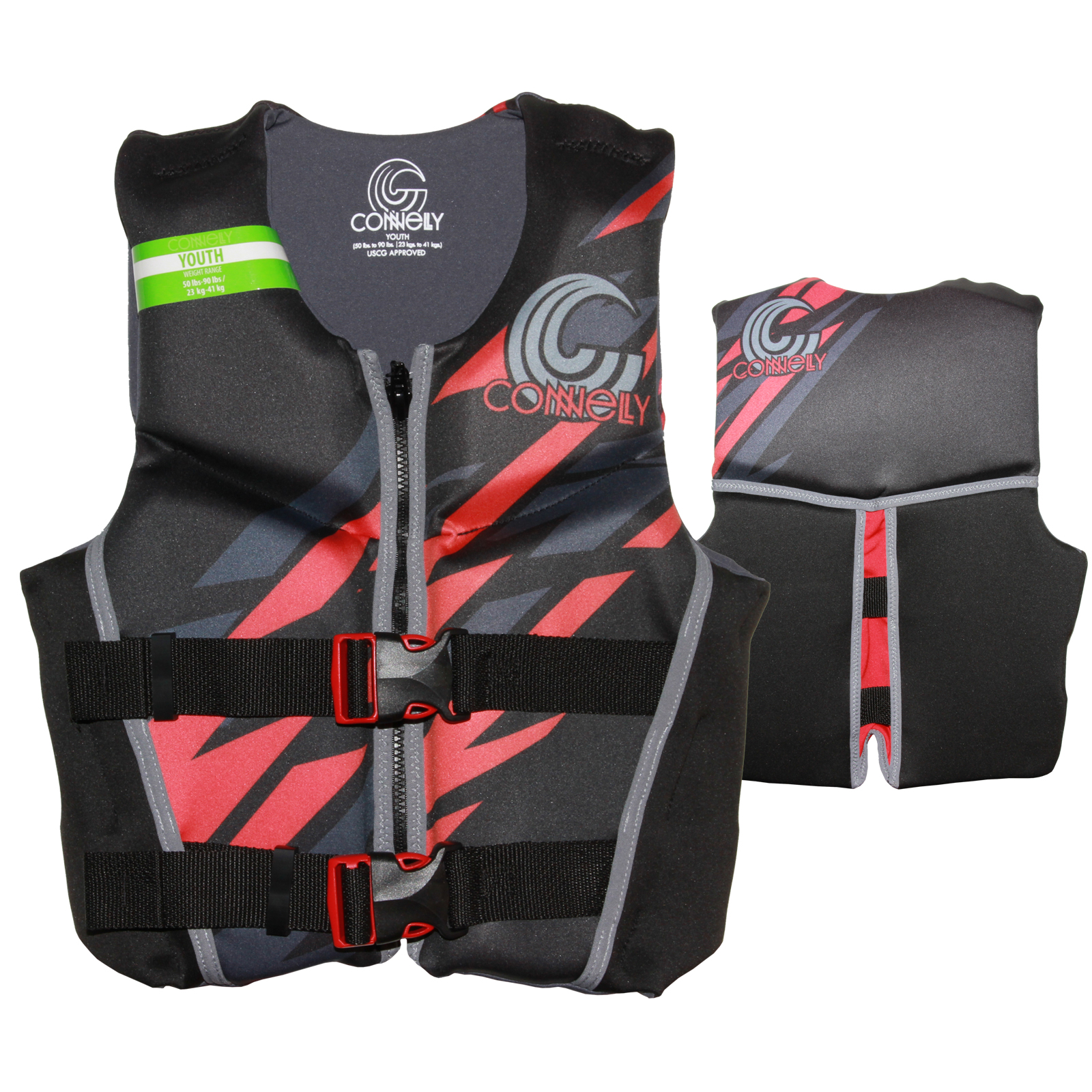 BOYS YOUTH NEO VEST 22-40KG CONNELLY 2018