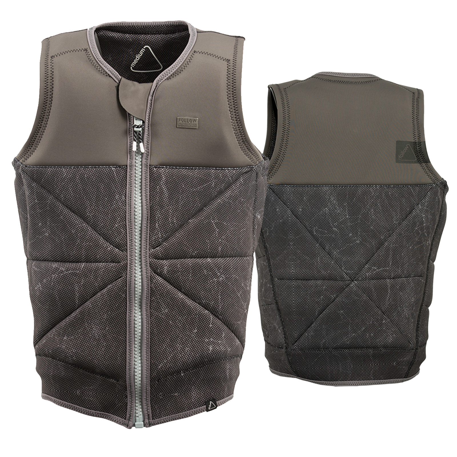 BEACON CODY IMPACT VEST BLACK FOLLOW 2018