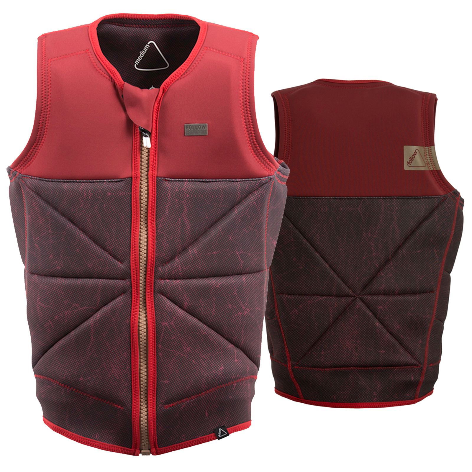 BEACON CODY IMPACT VEST WINE FOLLOW 2018