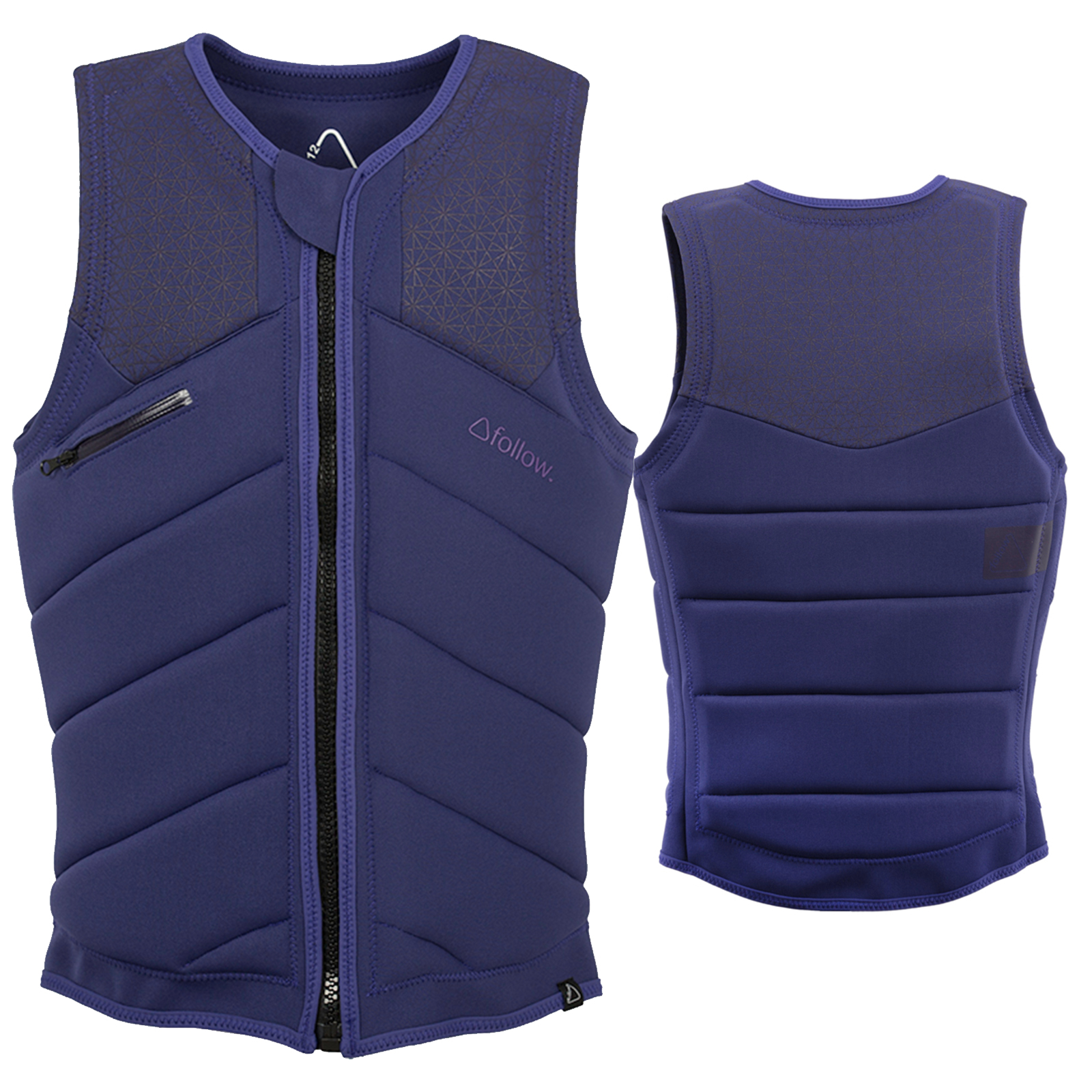 LACE PRO LADIES IMPACT VEST MIDNIGHT FOLLOW 2018